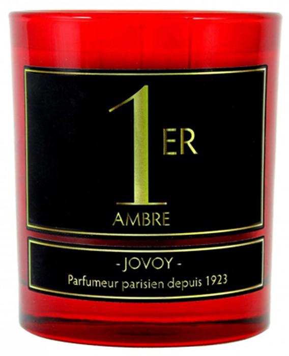 Jovoy Paris Свеча ароматизированная Ambre 1er 185 г70444Самая насыщенная свеча из коллекции Jovoy, созданная на основе одноименных духов. Именно этот мускусный аромат звучит в бутике на rue Castiglione, откуда незаметно распространяется по всему Парижу – через площадь Оперы к садам Тюильри, и далее на Вандомскую площадь.Краткий гид по парфюмерии: виды, ноты, ароматы, советы по выбору. Статья OZON Гид