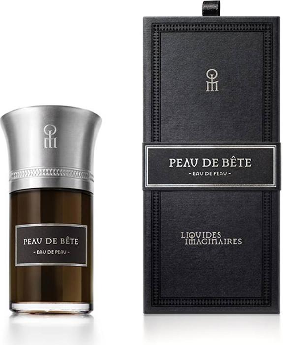 Peau de Bete Парфюмерная вода Peau de Bete 100 млPDB100Идея парфюмерной воды – взгляд на мир сквозь призму животной чувственности и аромата.Этот жаркий, обволакивающий и особенно чувственный аромат символизирует слияние человеческого и животного. Запах жеребца после галопа, пот животного, аромат, который нужно успеть приручить, пока он не смешается с кожей. Верхние ноты: Голубая ромашка, сафраналь, зерна тмина, мадагаскарский черный перец, зерна петрушки Ноты базы: Можжевельник, гваяковое дерево, атласский кедр, техасский кедр, пачули из Индонезии, абсолют пачули, индийский киприол, доминиканский амирис, пирогенный стиракс, гондурасский стиракс, абсолют весенней травы, амбраром абсолют, кастореум, цибетин, скатолКраткий гид по парфюмерии: виды, ноты, ароматы, советы по выбору. Статья OZON Гид
