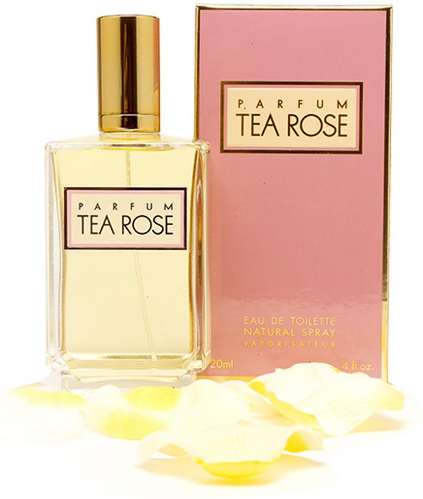 Tea Rose Парфюмерная вода Tea Rose 60 мл30212Более сорока лет аромат Perfumer's Workshop Tea Rose западает в сердца людей. Его классическая, вневременная и идеально гармоничная формула передает аутентичный аромат розы. В данный момент на рынке все еще нет аромата, который превзошел бы Tea Rose и стал новым фаворитом любителей розовых ароматов.Краткий гид по парфюмерии: виды, ноты, ароматы, советы по выбору. Статья OZON Гид