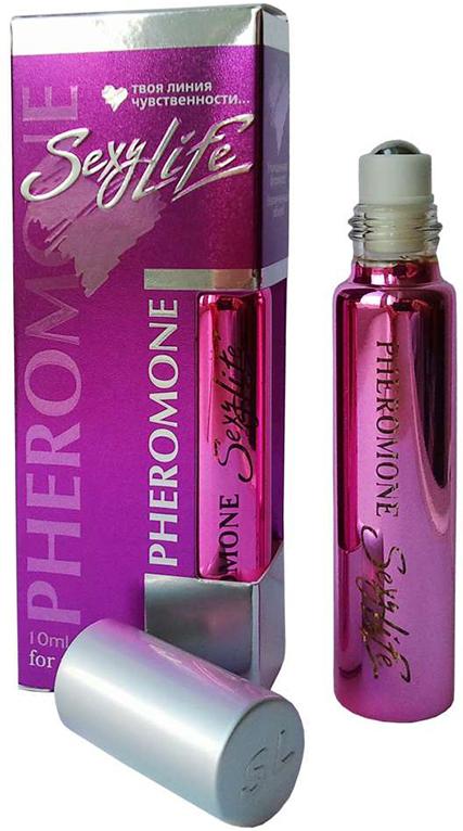 Sexy Life Духи, № 18, женские, 10 мл духи pheromone 100 sexy life духи pheromone 100