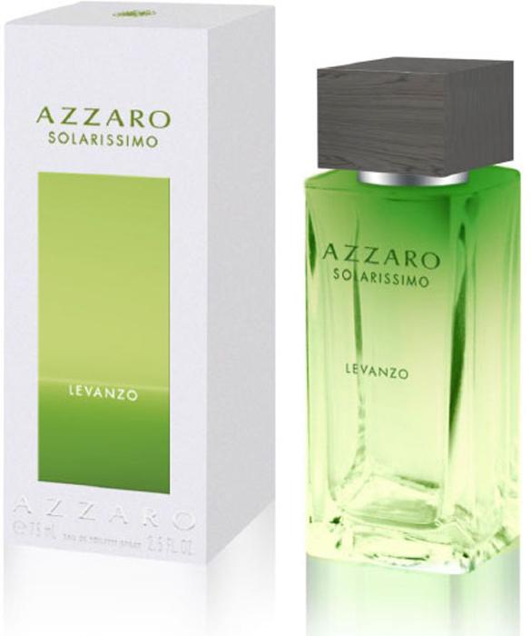 Azzaro Solarissimo Levanzo Men туалетная вода 75 мл azzaro туалетная вода db decibel 100 ml