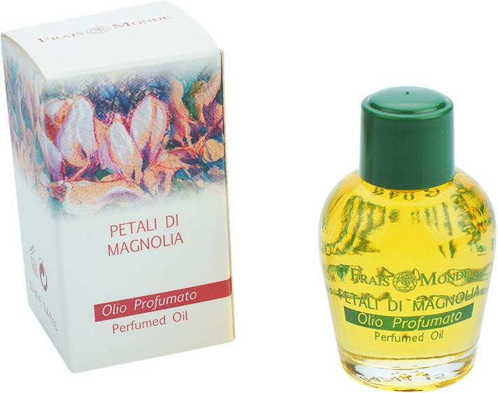 FraisMondeПарфюмерное масло Цветок магнолии 12 мл.  Frais Monde