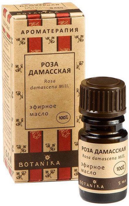 Botanika эфирное масло Роза дамасская, 5 мл00007781Цветочно-фруктовая серия. Аромат эфирного масла розы - это удивительные духи, созданные самой природой, имеющие полновесный, хорошо сбалансированный гармоничный аромат. Начальные ноты аромата масла розы легкие, зеленые, трявяные и чуть водянистые. Основной цветочный тон сладкий, насыщенный, плотный, дурманящий, с выраженными специевыми оттенками (гвоздика, душистый перец) и фруктовыми (в том числе нота тропических фруктов, личи), винными и медовыми нюансами. Легкий металлический акцент и теплый бальзамический аспект сушеных фруктов тоже являются весьма важными в формировании сложного и многогранного аромата эфирного масла розы.Краткий гид по парфюмерии: виды, ноты, ароматы, советы по выбору. Статья OZON Гид
