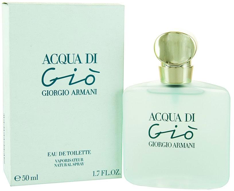 Giorgio Armani Aqua Di Gio. Туалетная вода, 50 мл00626_newGiorgio Armani Aqua Di Gio. Туалетная вода, 50 млКраткий гид по парфюмерии: виды, ноты, ароматы, советы по выбору. Статья OZON Гид