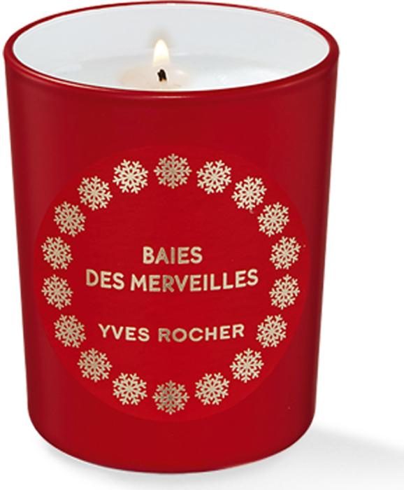 Yves Rocher Парфюмированная свеча