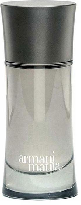 Giorgio Armani Mania Man. Туалетная вода, 100 мл giorgio armani туалетная вода aqua di gio men limited edition 100 ml