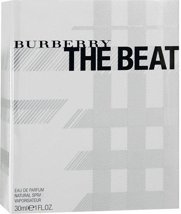 Burberry The Beat. Парфюмерная вода, 30 мл