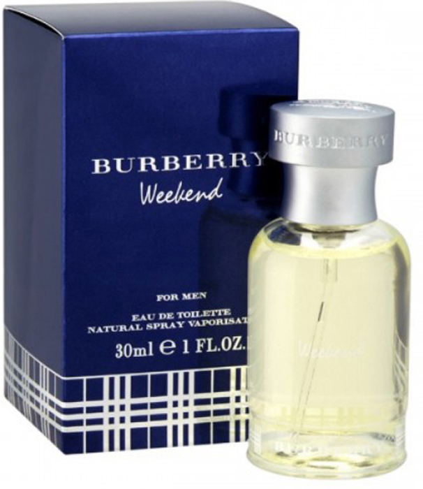 Burberry Туалетная вода Weekend For Men, 50 мл burberry туалетная вода burberry sport for women 75 ml