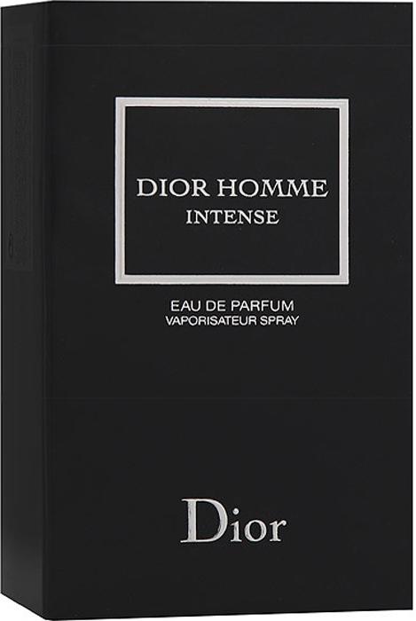 Christian Dior Dior Homme. Интенсивная парфюмерная вода, мужская, 50 мл