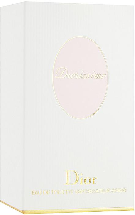 Christian Dior Diorissimo. Туалетная вода, женская, 50млF006422909Christian Dior Diorissimo - букет-талисман из ландышей, воспевающий свежесть весны! Diorissimo - аромат счастья! Именно эссенцию и используют в парфюмерии. Иланг-иланг хорошо гармонирует с богатым многообразием цветочных нот, придавая аромату оригинальность и элегантность. Он является верхней нотой аромата Diorissimo. Цветочный символ парфюмерного дома Dior обычно навевает мысли о счастье. Несмотря на свой сильный аромат, получение эссенции ландыша не представляется возможным. Поэтому ноты ландыша, используемые в парфюмерии - это всего лишь цветочная гармония зеленых, жасминовых и иланговых акцентов.Классификация аромата: цветочный.Пирамида аромата: Верхние ноты: коморский иланг-иланг, бергамот.Ноты сердца: ландыш, жасмин, амариллис, лилия.Ноты шлейфа: жасмин, виверра, сандал.Ключевые слова Живой, легкий, свежий, чувственный! Характеристики:Объем: 50 мл. Производитель: Франция. Туалетная вода - один из самых популярных видов парфюмерной продукции. Туалетная вода содержит 4-10%парфюмерного экстракта. Главные достоинства данного типа продукции заключаются в доступной цене, разнообразии форматов (как правило, 30, 50, 75, 100 мл), удобстве использования (чаще всего - спрей). Идеальна для дневного использования. Товар сертифицирован.Краткий гид по парфюмерии: виды, ноты, ароматы, советы по выбору. Статья OZON Гид