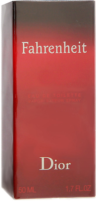 Christian Dior Fahrenheit. Туалетная вода, мужская, 50 мл dior homme шарф