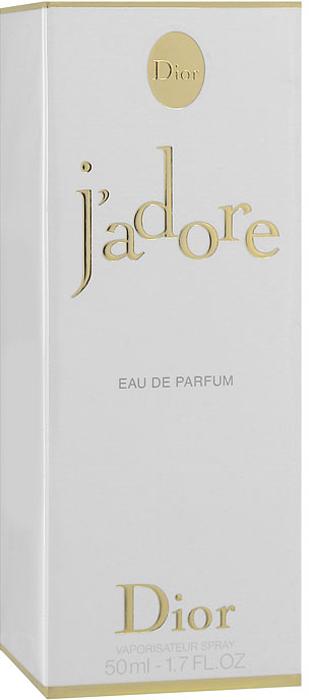 Christian Dior Парфюмерная вода JAdore, женская, 50 млF071522009 Краткий гид по парфюмерии: виды, ноты, ароматы, советы по выбору. Статья OZON Гид