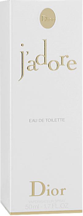 Christian Dior JAdore. Туалетная вода, женская, 50 млF361522609Christian Dior Jadore - абсолютная женственность. Величественный и таинственный аромат. Christian Dior Jadore - чувственный цветочный аромат, передающий радость жизни, открывающий суть женственности. Эссенция бергамота добавляет аромату сладостную свежесть и особую вибрацию цитрусовых нот. Черная роза - основной компонент палитры парфюмера - сердечная нота аромата парфюмерной воды Jadore. Являясь символом женственности, жасмин один из наиболее часто используемых цветов в парфюмерии. Деликатный и нежный он является ароматом сам по себе. Жасмин - это базовая нота аромата парфюмерной воды JAdore.Классификация аромата: фруктовый, цветочный.Верхние ноты: бергамот, персик, дыня, груша.Ноты сердца:черная роза, фиалка, ландыш, фрезия.Ноты шлейфа:жасмин, ваниль, кедр, мускус, сандал.Ключевые слова: Женственный, нежный, сладкий, теплый! Характеристики:Объем: 50 мл. Производитель: Франция. Туалетная вода - один из самых популярных видов парфюмерной продукции. Туалетная вода содержит 4-10%парфюмерного экстракта. Главные достоинства данного типа продукции заключаются в доступной цене, разнообразии форматов (как правило, 30, 50, 75, 100 мл), удобстве использования (чаще всего - спрей). Идеальна для дневного использования. Товар сертифицирован.Краткий гид по парфюмерии: виды, ноты, ароматы, советы по выбору. Статья OZON Гид
