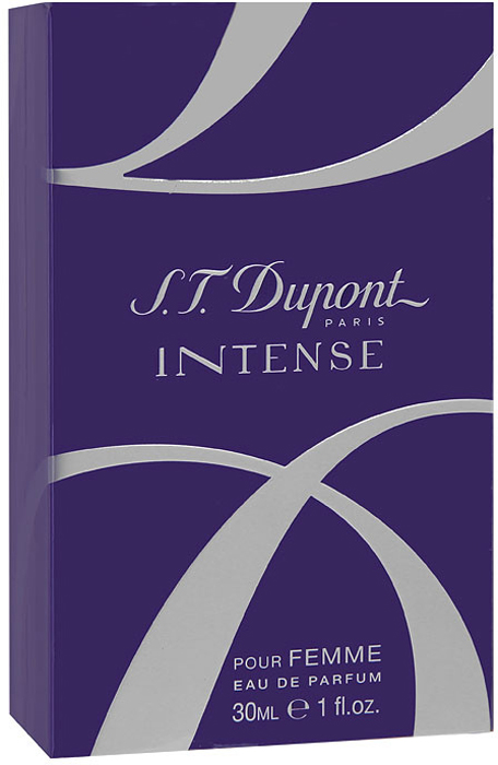 S.T. Dupont Intense Pour Femme. Парфюмерная вода, 30 мл производители деионизированная вода 5л