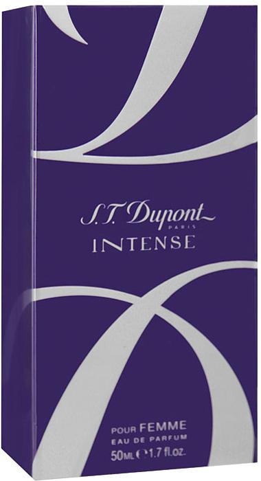 S.T. Dupont Intense Pour Femme. Парфюмерная вода, 50 мл производители деионизированная вода 5л