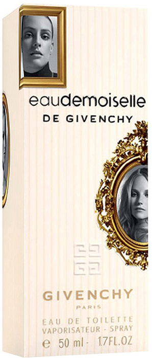 Givenchy EAUDEMOISELLE DE GIVENCHY Туалетная вода, женская, 50 мл givenchy givenchy мужская туалетная вода gentleman p007295 50 мл