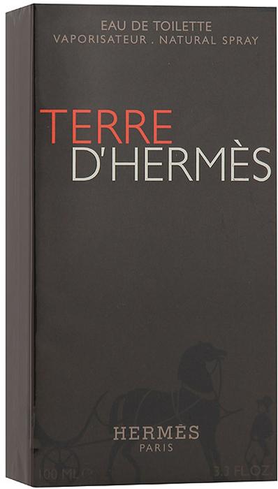 Hermes Туалетная вода Terre DHermes, 100 мл942901Новый мужской аромат Terre D`Hermes для тех, кто твердо стоит на земле, но мыслями высоко в облаках, для тех, кто не может без свободы и воздуха, для тех, кому необходимо пространство. У мужчины должна быть свобода выбора. Простые желания исполняются, если ты уверен в жизни. Вначале вы услышите энергичные и свежие ноты апельсина и грейпфрута, перца, розы и герани. Затем раскроются богатые и чувственные пачули, ветивер и кедр. Классификация аромата: цветочный, цитрусовый.· Верхние ноты: минералы, грейпфрут, апельсин.· Ноты сердца: перец, атласский кедр, роза, герань.· Ноты шлейфа: бензоин, ветивер, пачули.Ключевые слова: мужественный, изысканный, соблазнительный. Туалетная вода - один из самых популярных видов парфюмерной продукции. Туалетная вода содержит 4-10% парфюмерного экстракта. Главные достоинства данного типа продукции заключаются в доступной цене, разнообразии форматов (как правило, 30, 50, 75, 100 мл), удобстве использования (спрей). Идеальна для дневного использования. Товар сертифицирован.Краткий гид по парфюмерии: виды, ноты, ароматы, советы по выбору. Статья OZON Гид
