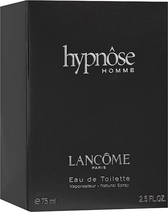 Lancome Hypnose Homme. Туалетная вода, 75 мл туалетная вода s oliver туалетная вода s oliver superior man 30 мл