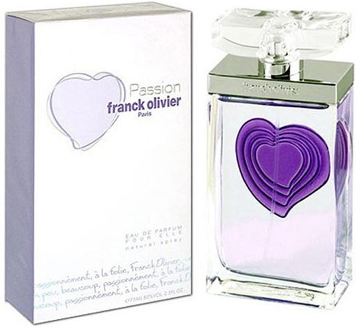 Franck Olivier Парфюмерная вода Passion, женская, 75 мл
