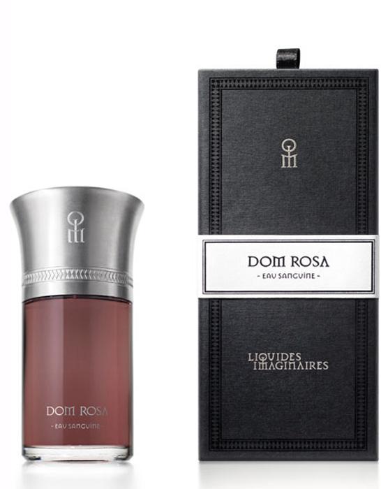 Les Liquides Imaginaires Парфюмерная вода Dom Rosa, унисекс, 100 мл granada парфюмерная вода