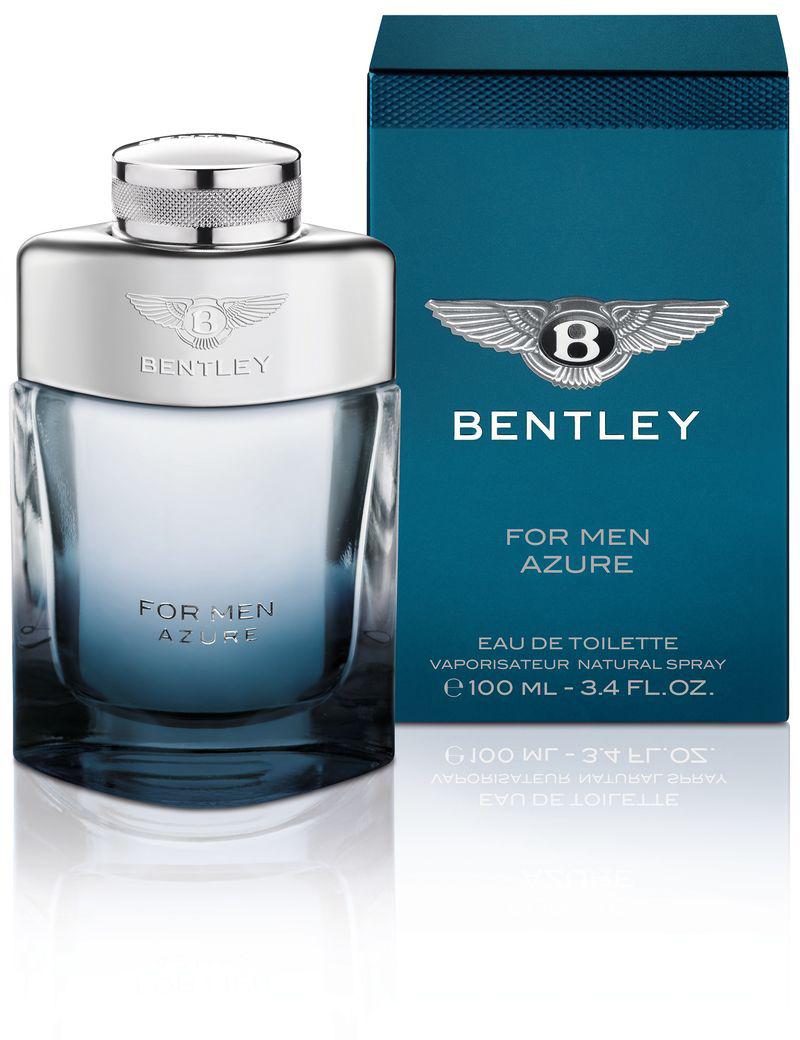 Bentley Azure Туалетная вода For Men 100 мл