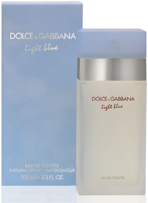 Dolce & Gabbana Туалетная вода Light Blue, 100 мл dolce & gabbana dolce rosa парфюмерная вода 75 мл