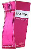 Bruno Banani Pure Woman. Туалетная вода, 40 мл bruno banani pure woman w edt spr 20 мл