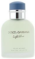 Dolce&Gabbana Туалетная вода Light Blue Pour Homme, мужская, 75 мл dolce & gabbana dolce rosa парфюмерная вода 75 мл