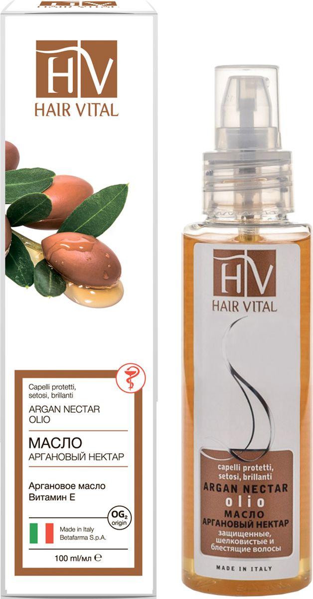 Hair Vital Масло Аргановый нектар, 100 мл70910• Способствует восстановлению структуры волос • Склеивает рассеченные кончики волос, препятствуют их дальнейшему расщеплению • Интенсивно увлажняет и питает • Придает волосам ослепительный блеск и жизненную силу • Не утяжеляет волосыАктивные компоненты: аргановое масло, витамин Е, OG2