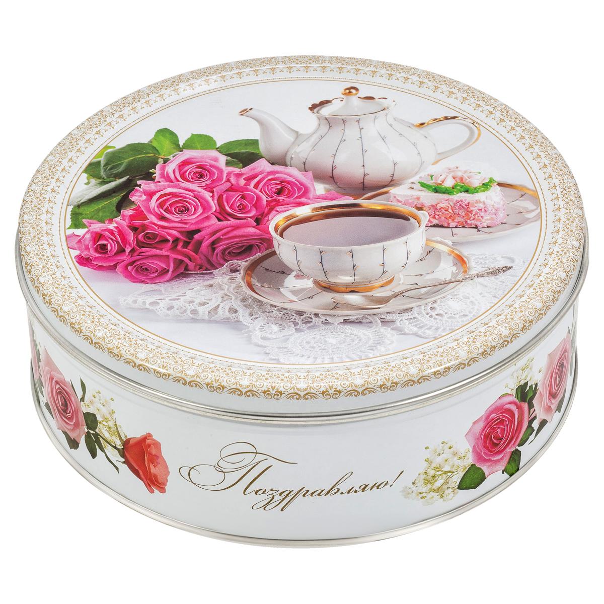 Monte Christo Розовый этюд печенье с кокосовой стружкой, 400 г danima печенье ассорти с тмином и кокосовой стружкой 300 г