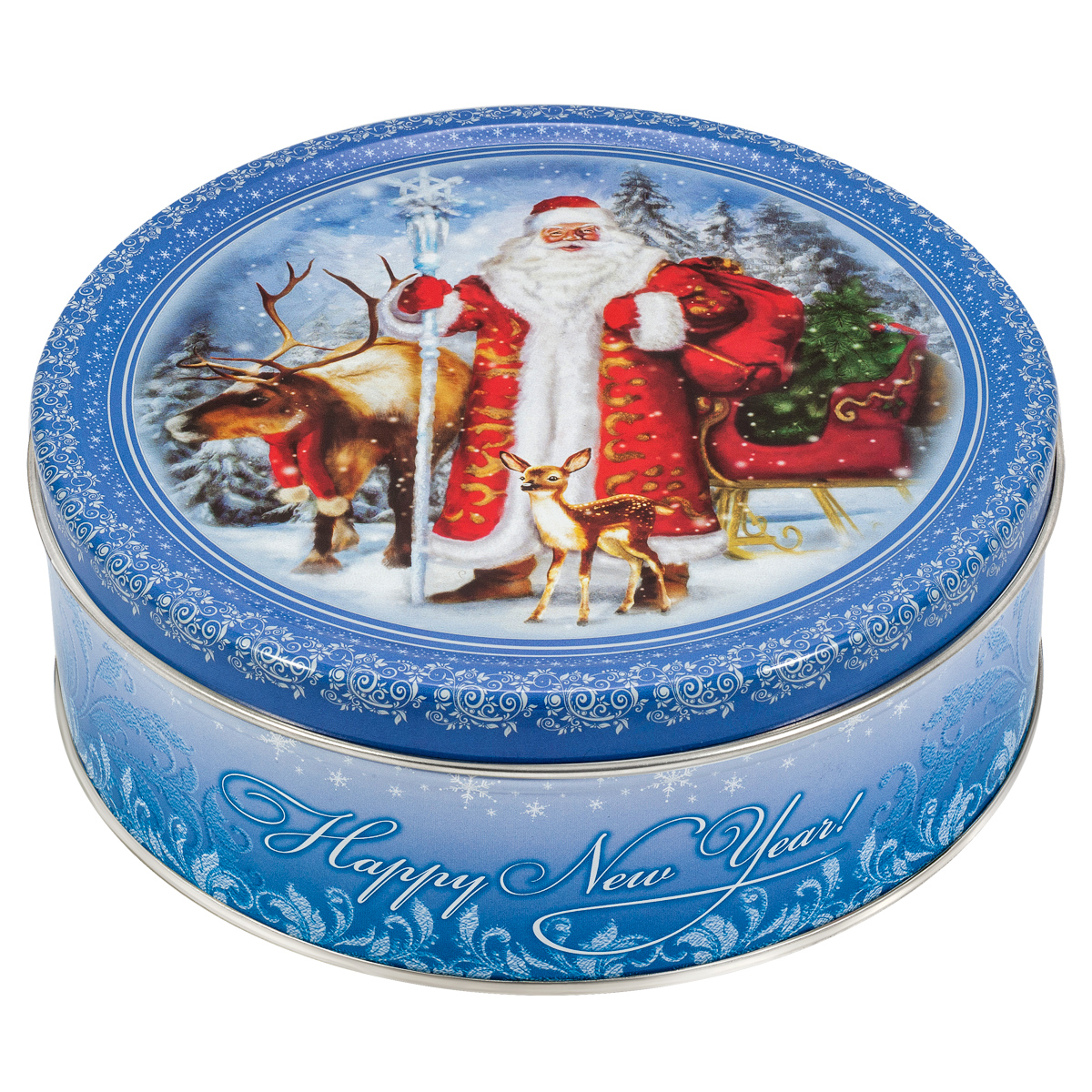 Сладкая Сказка Печенье Лесная сказка, 400 г пекур шабри печенье сдобное глазированное с ароматом шоколада 350 г