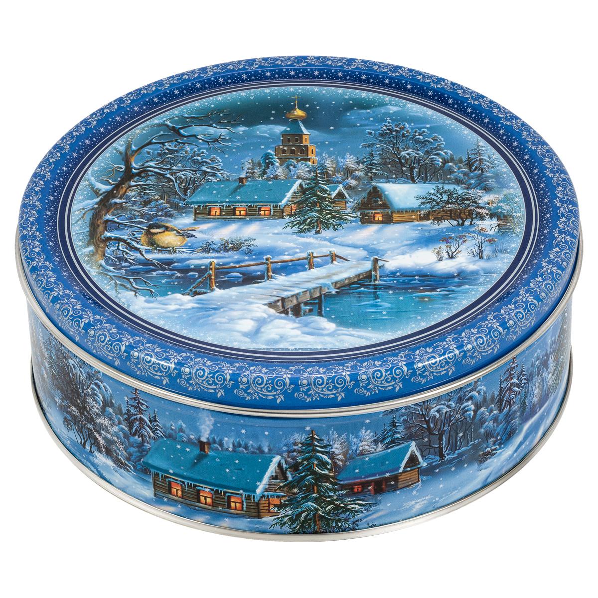 Сладкая Сказка Печенье Зимний вечер, 400 г sweeterella печенье американер ассорти 400 г