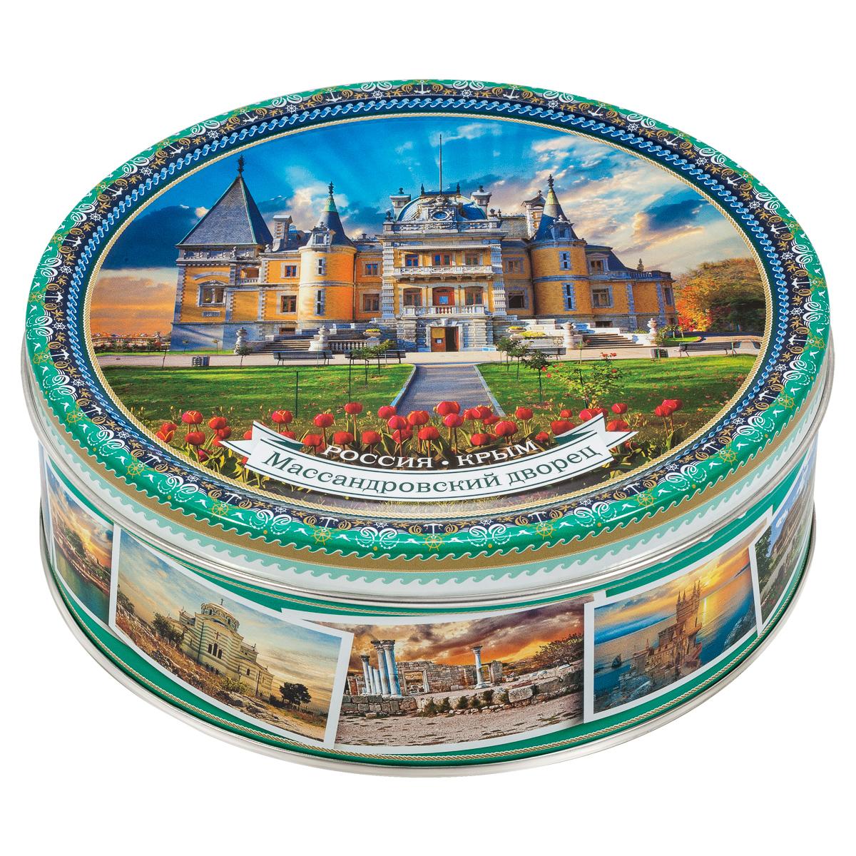 Monte Christo Крым Массандровский дворец печенье сдобное, 400 г кровати купить в г иваново