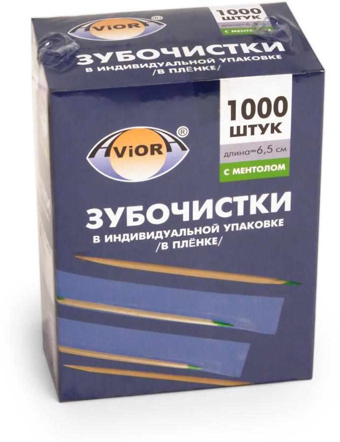 Зубочистки Aviora, бамбуковые, с ментолом, 1000 шт401-489Зубочистки Aviora предназначены для чистки зубов после приема пищи. Зубочистки: - изготовлены из бамбука; - прочные, не слоятся и не ломаются; - острая двухсторонняя заточка.