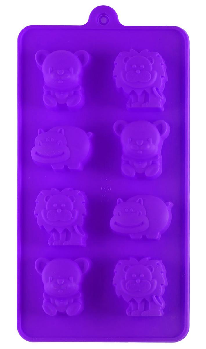 Силикон не теряет эластичности при отрицательных температурах (до - 40°С), поэтому, готовые льдинки или шоколад легко достаются из формы и не крошатся. С силиконовыми формами легко фантазировать и придумывать новые рецепты. В формах можно заморозить сок или приготовить мини порции мороженого, желе, мармелада, шоколада или другого десерта.  Заморозив настой из трав, можно использовать его в косметологических целях.