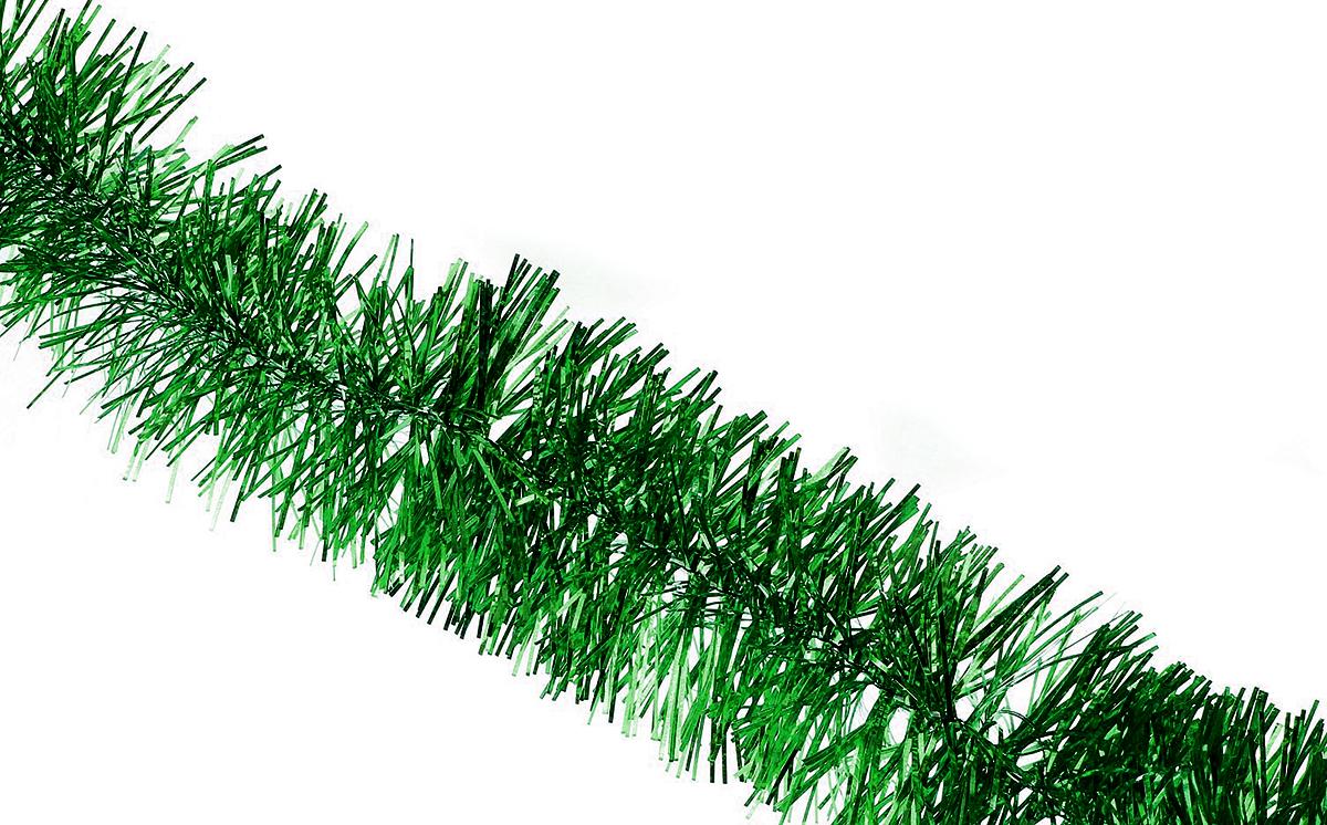 Мишура новогодняя Sima-land, цвет: зеленый, диаметр 8 см, длина 200 см. 702577C21-241266Новогодняя мишура Sima-land, выполненная из фольги, поможет вам украсить свой дом к предстоящим праздникам. А новогодняя елка с таким украшением станет еще наряднее. Мишура армирована, то есть имеет проволоку внутри и способна сохранять приданную ей форму.Новогодней мишурой можно украсить все, что угодно - елку, квартиру, дачу, офис - как внутри, так и снаружи. Можно сложить новогодние поздравления, буквы и цифры, мишурой можно украсить и дополнить гирлянды, можно выделить дверные колонны, оплести дверные проемы.Коллекция декоративных украшений из серии Зимнее волшебство принесет в ваш дом ни с чем несравнимое ощущение праздника! Создайте в своем доме атмосферу тепла, веселья и радости, украшая его всей семьей.