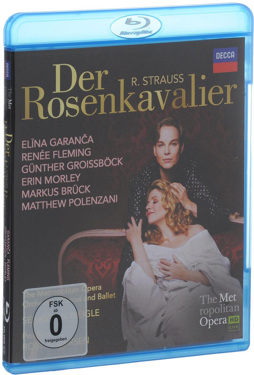 R. Strauss: Der Rosenkavalier (Blu-ray) ботинки der spur der spur de034amwiz42