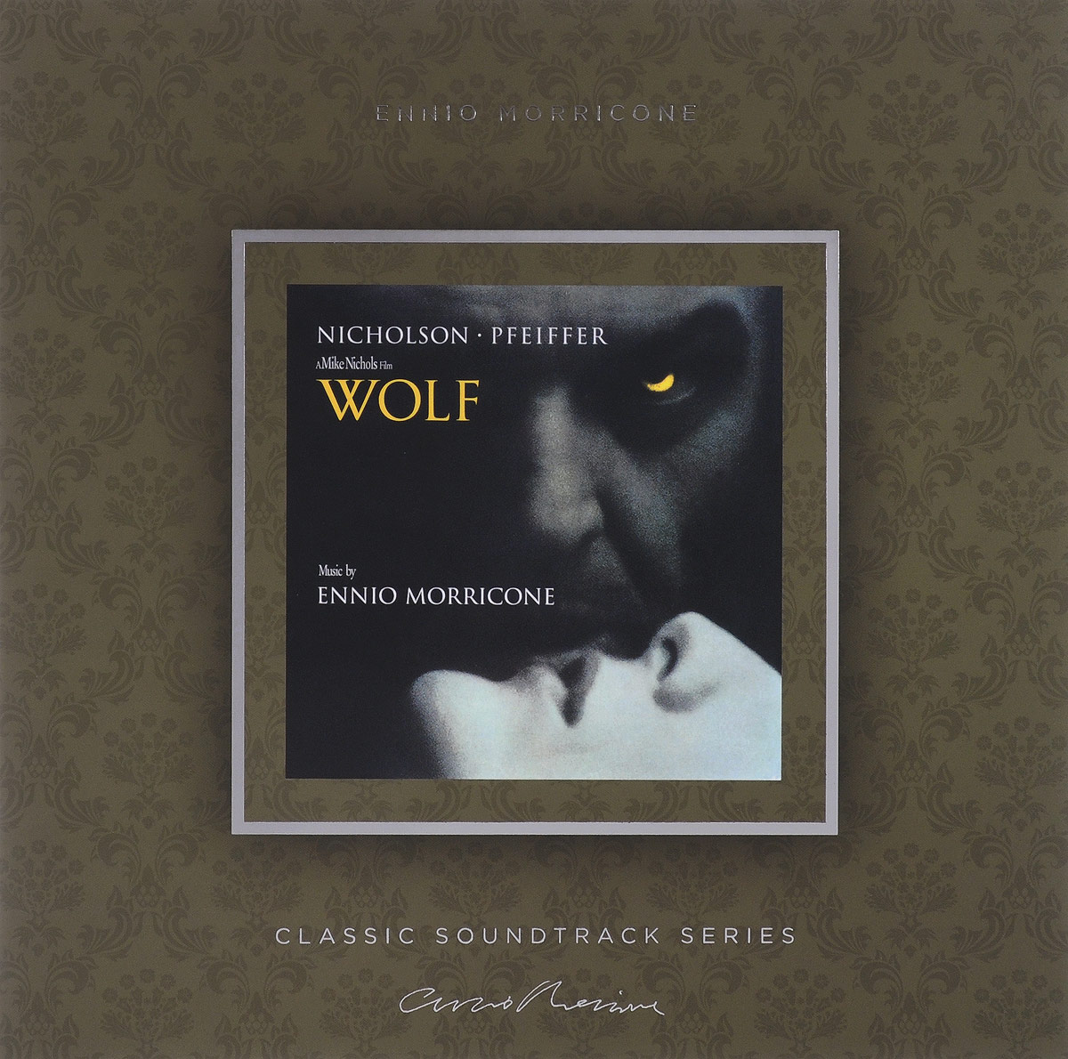 Эннио Морриконе Ennio Morricone. Wolf (LP) эннио морриконе ennio morricone the mission original soundtrack lp