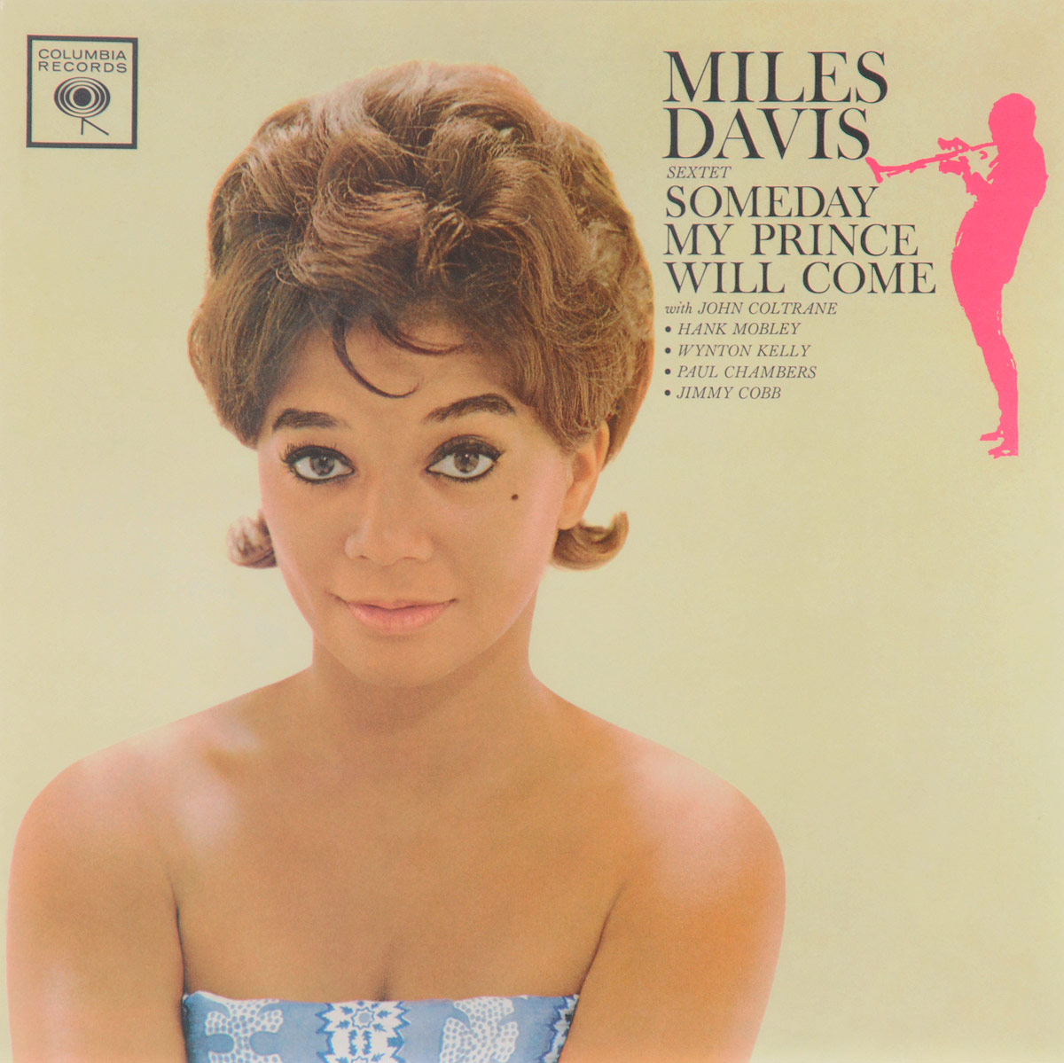 Miles Davis. Someday My Prince Will Come (LP)