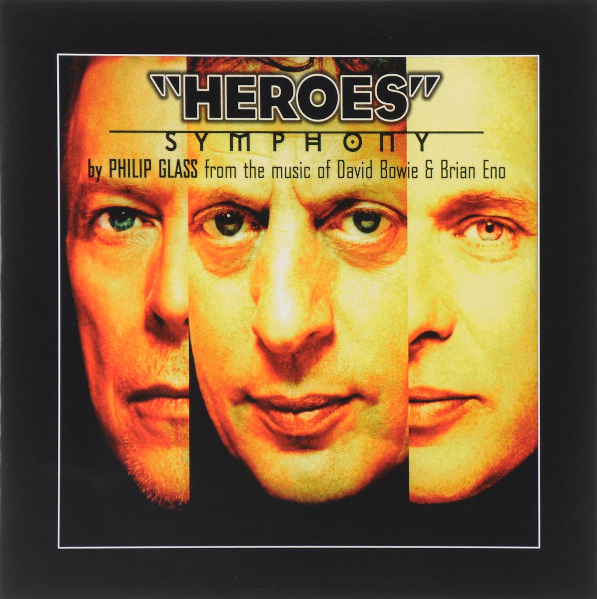 Дэвид Боуи David Bowie, Philip Glass. Heroes. Symphony (LP) henry p sims company of heroes