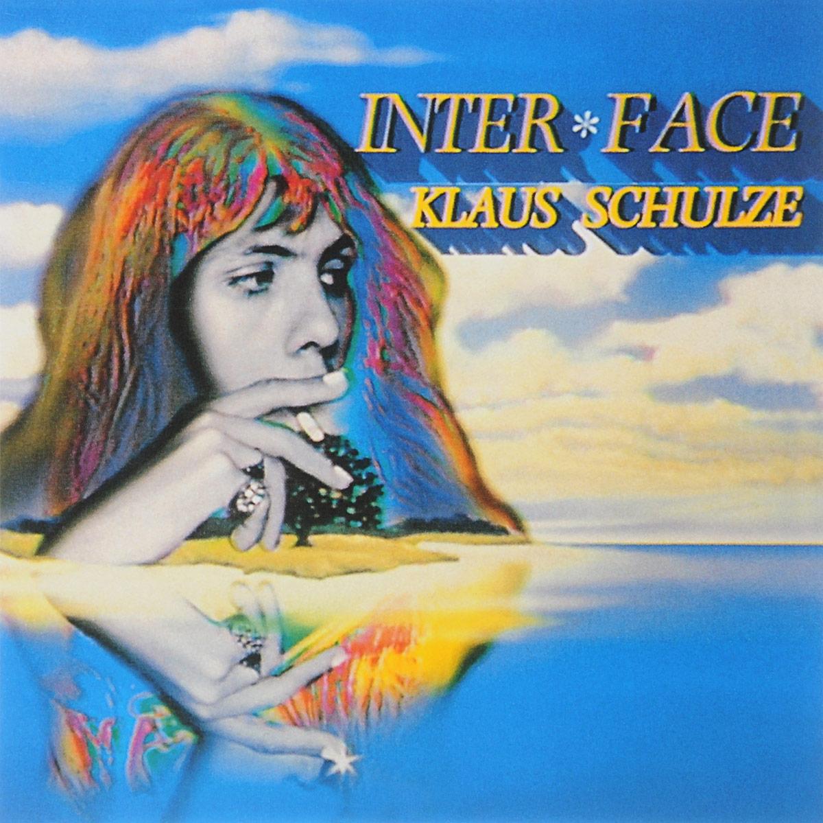 цена Клаус Шульце Klaus Schulze. Inter Face (LP)
