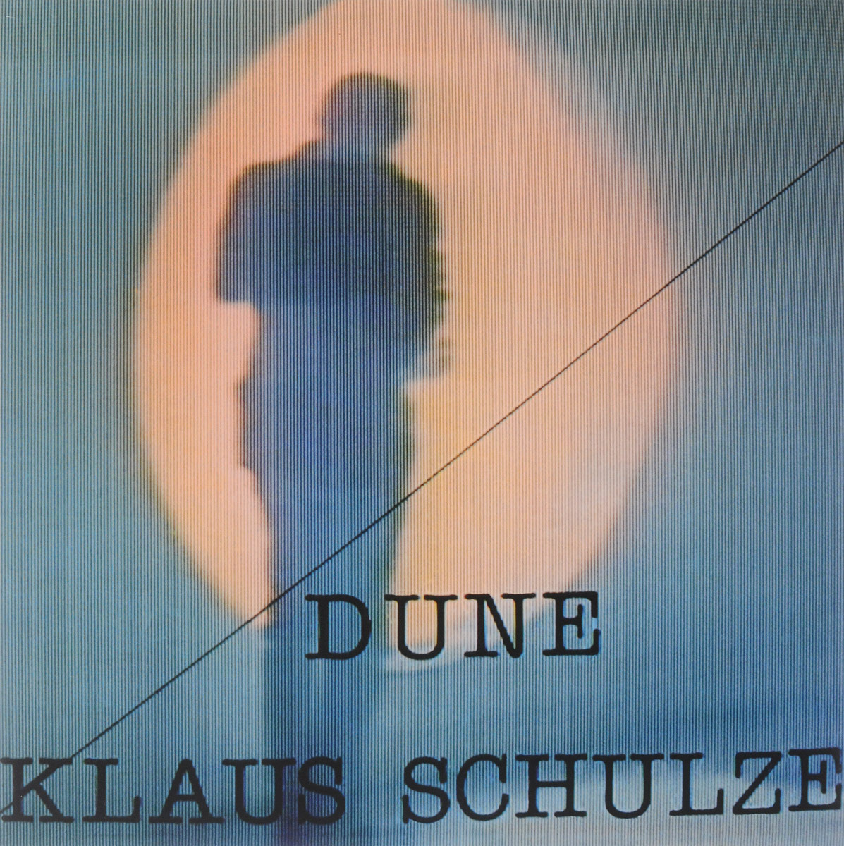 Клаус Шульце Klaus Schulze. Dune (LP)