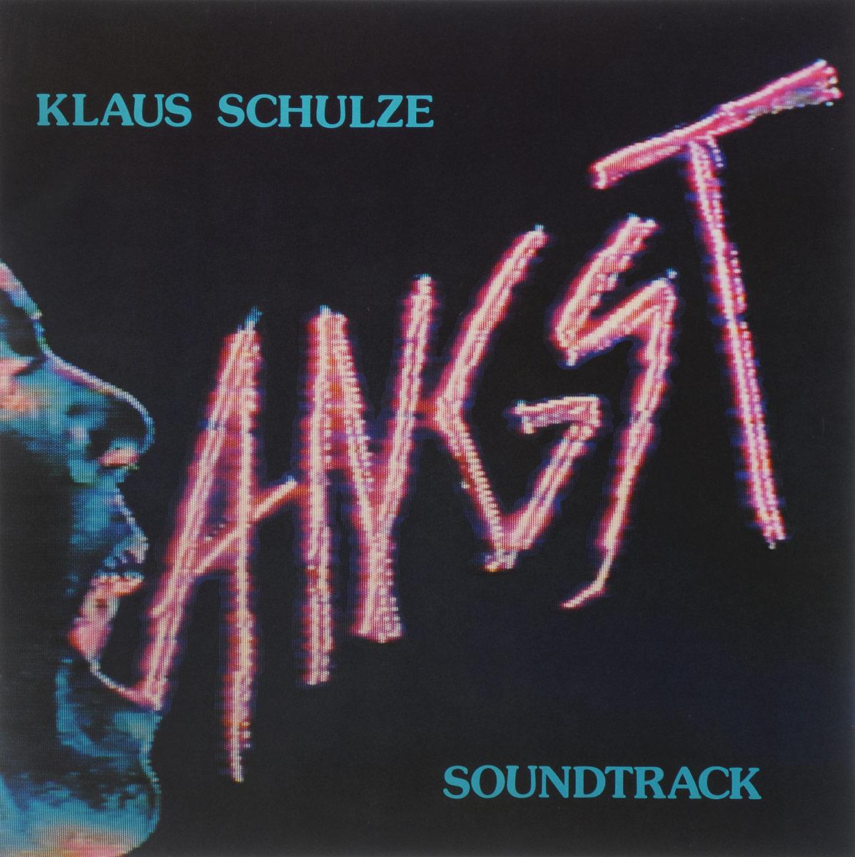 Zakazat.ru: Klaus Schulze. Angst (LP)