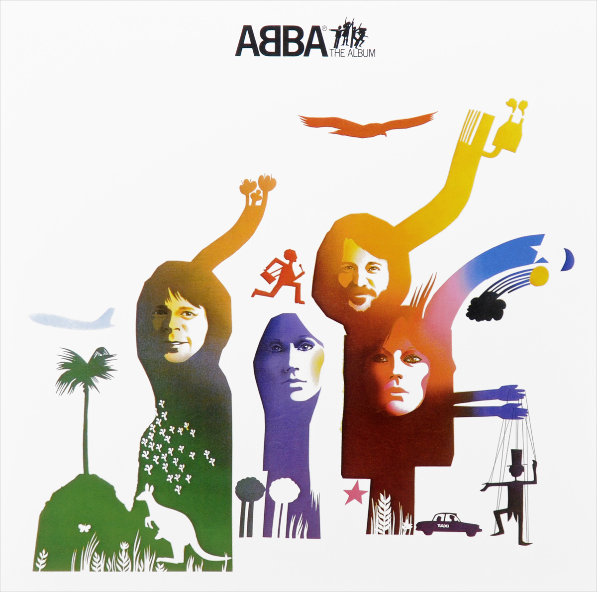 ABBA ABBA. The Album (LP) abba the studio albums 8 lp