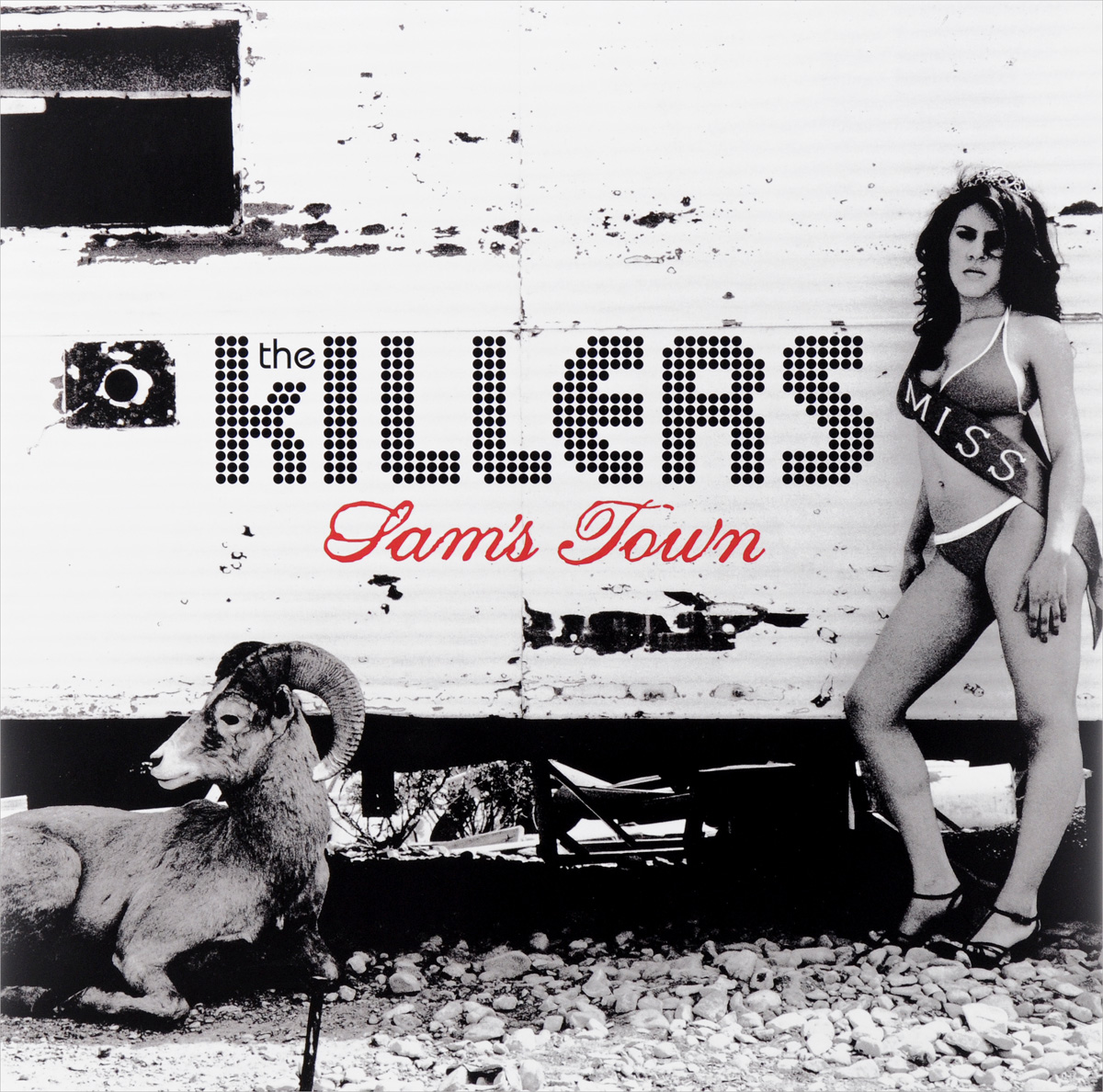 The Killers The Killers. Sam's Town (LP)