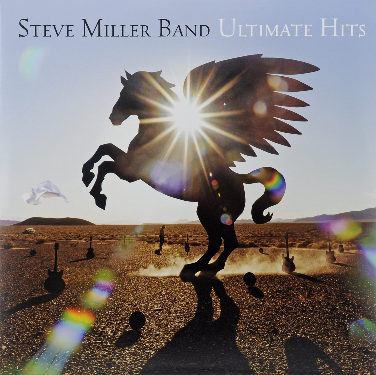 The Steve Miller Band Steve Miller Band. Ultimate Hits (4 LP)
