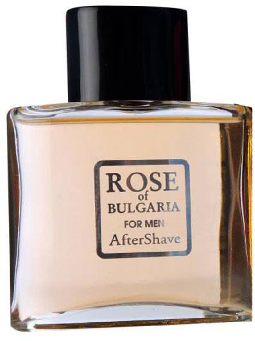 Rose of Bulgaria for men Лосьон после бритья, 100 мл лосьоны после бритья old spice лосьон после бритья whitewater 100 мл