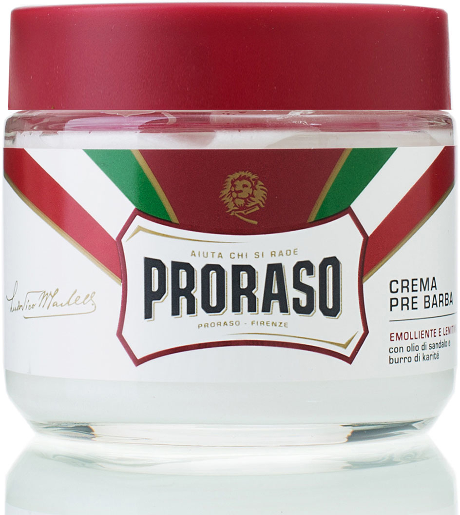 Proraso Крем до бритья питательный 100 мл для бритья proraso pre shave cream sensitive skin formula объем 100 мл