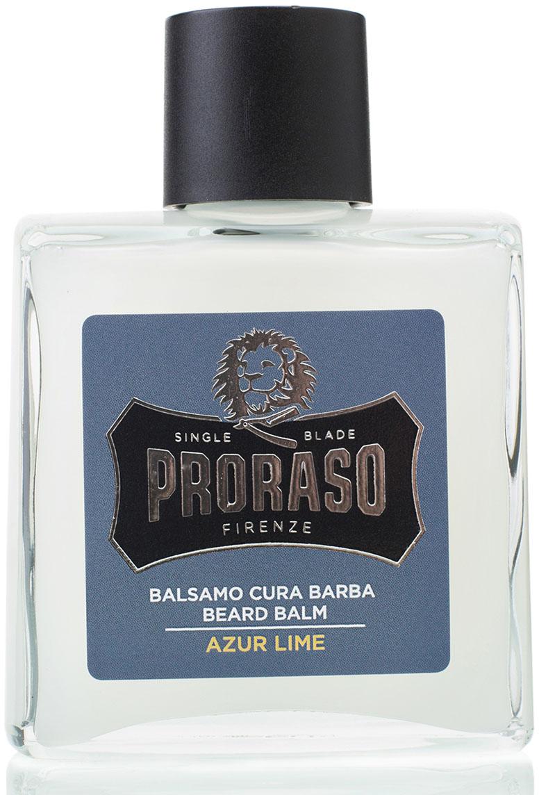 Proraso Бальзам для бороды Azur Lime 100 мл proraso пена для бритья эвкалипт 100 мл