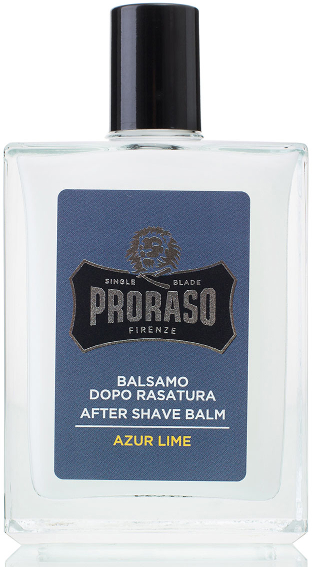 Proraso Бальзам после бритья Azur Lime 100 мл proraso бальзам после бритья защитный 100 мл